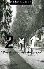 2x1 by Fanboy615