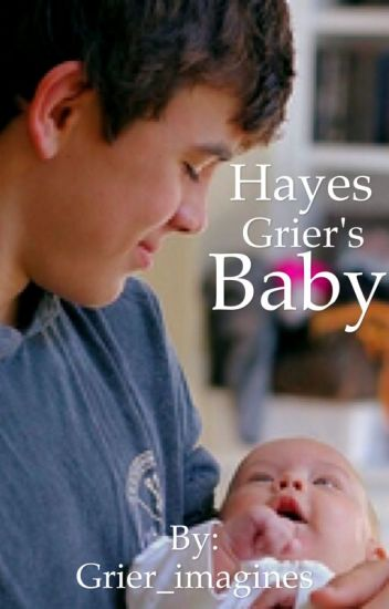 Hayes Griers baby