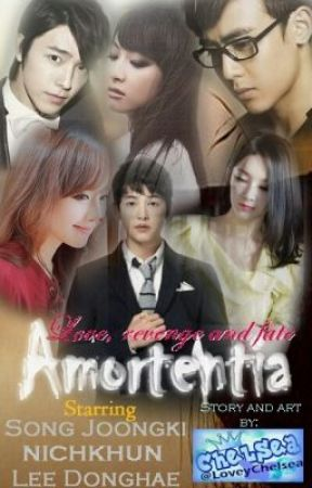 Amortentia by LoveyChelsea