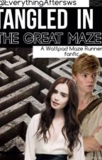 Tangled in the Great Maze || Newt/Maze Runner Fanfic by everythingaftersws