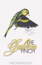 The Golden Finch by PhoenixFire0507
