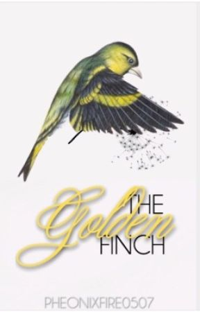 The Golden Finch by PhoenixFire0507