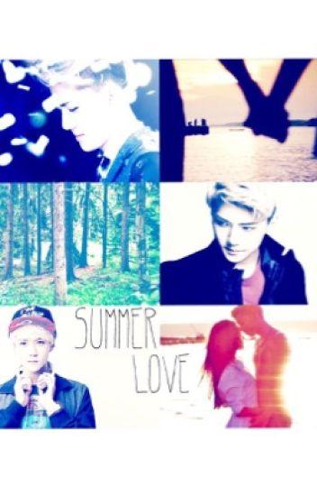 Summer Love //•Sehun y tu•//