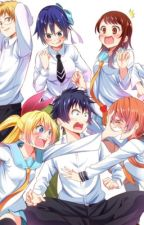 Nisekoi One-Shots (ChitogexRaku) by Olympus_and_Nisekoi