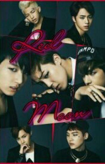 Red Moon (BTS Vampire Fiction)