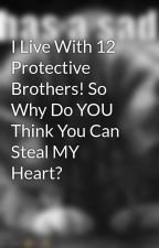 I Live With 12 Protective Brothers! So Why Do YOU Think You Can Steal MY Heart? by cheetoz19