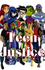 Teen Justice, (Teen Titans/Young Justice) by 666reddog
