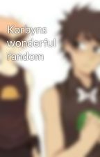 Korbyns wonderful random by Marionette_prizebox