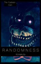 Five Nights At Freddy's: Behind the Scenes  by Konekuta