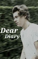 Dear Diary - h.s (greek ) by TouchyHarry