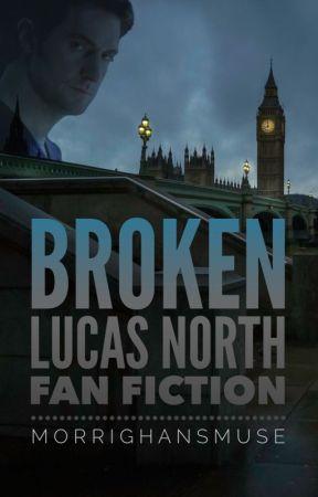Broken | Lucas North - Spooks/MI5 Story [Featured] ni MorrighansMuse