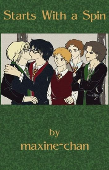 Starts With A Spin - DRARRY ITA FANFICTION