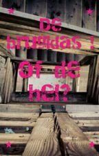 De brugklas of de hel? by maira_official