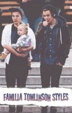 "Familia Tomlinson Styles (Ziall-Larry) [2 temp de ""The Nerd""] by LouIsSoSmol"