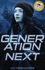Generation Next (X-Men fanfic) by VictoriaKaer