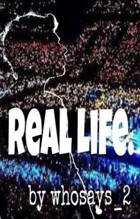 Real Life. || Niall Horan by xliamjamesmilex