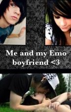 Me and my emo boyfriend <3 by iluvshady