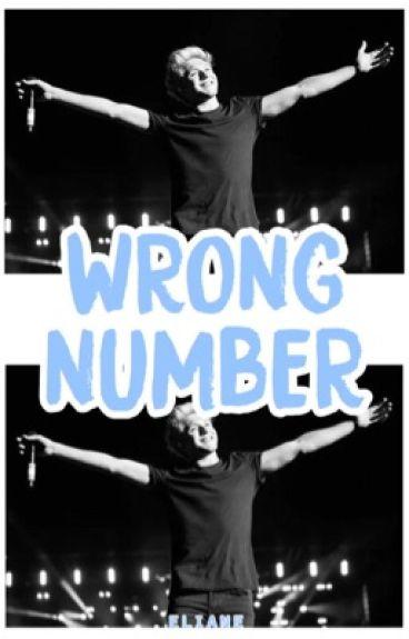 Wrong Number || n.h