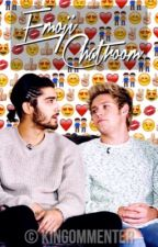Emoji Chatroom ➳ [Ziall]✅ by KingCommenter