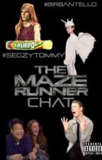 The Maze Runner Chat by nothingisrealonlylie