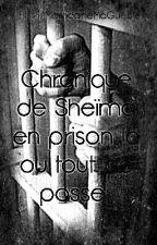 Chronique de Sheïma : En prison là où tout ce passe [Réécriture] by _CessPrin212_