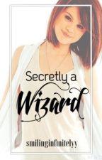 Secretly a Wizard by smilinginfinitelyy