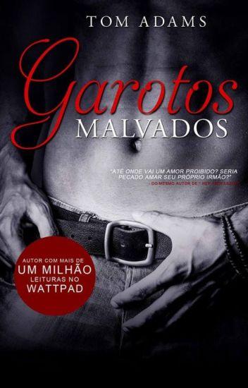 Garotos Malvados (Romance Gay) - DEGUSTAÇÃO