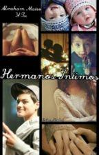 Hermanos Íntimos [BORRADOR] by Erika_Nicole_1