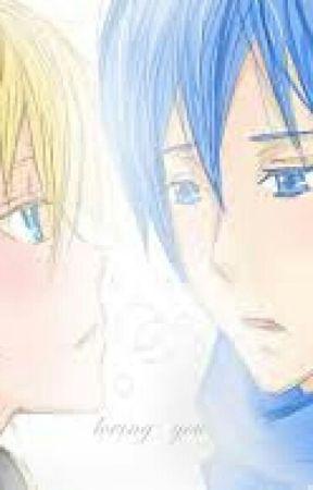 Forgive me A kaito x len fanfiction by SmallStrawberryMilk