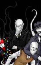 The Abnormal Slender Brothers Life by UndertaleNutjob