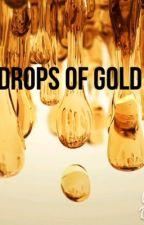 Drops of Gold by nanililo14