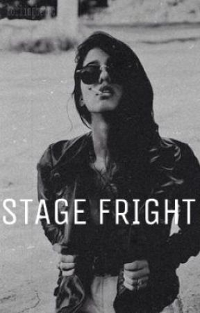 Stage Fright // l.h by RollingHemmo