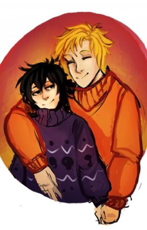 Stars(solangelo:) by i-the-fangirl