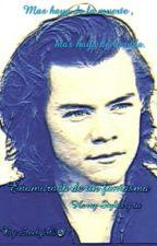 Enamorada de un fantasma Harry Styles y tu by Steelgirl2411