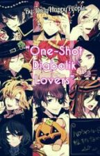 """One-Shots De Diabolik Lovers""[Pausada] by OnlyHappyPeople"