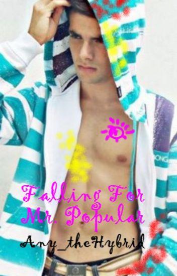 Falling for Mr. Popular (BoyxBoy) (EDITING)