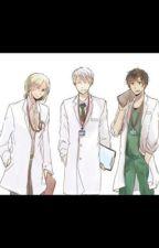 Your Hetalian doctor by loveyourgreeneyes