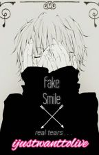 Fake smiles, Real Tears [OHSHC] (BoyxBoy) by ijustwanttolive
