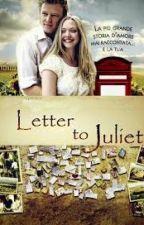 Letters to juliet - adaptada (harry styles y tu) by truelov3waits