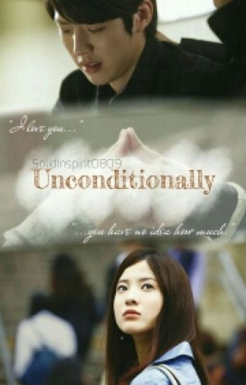Unconditionally (Sungyeol fanfic)