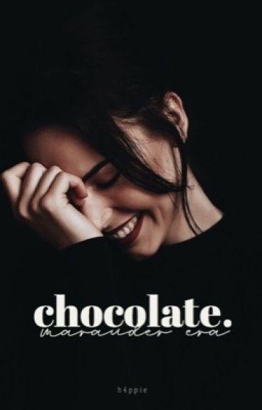 chocolate » marauder era [r.lupin]
