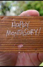 Darkestmoonlight, Happy 7th monthsary! :) by Snorlax21