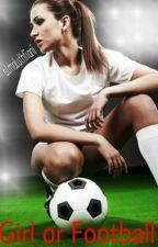 Girl or Football by xlmx11