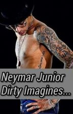 Dirty Imagines... NeymarJr by Endya_njr