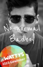 No normal Badboy!  #Wattys2015 by Atemzug