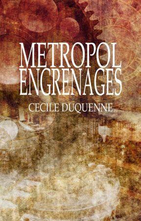 Métropolengrenages by GabrielleTrompeLaMor