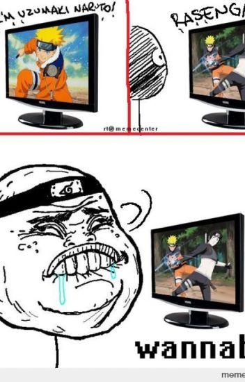 Du bist ein die hard Naruto Fan wenn.....