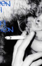 Sixteen with a Drug Addiction by ElizabethBrooke