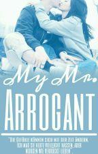 My Mr. Arrogant  by diamondla-ara