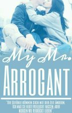 My Mr. Arrogant  by diamondla-ara